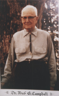 picture of Dr. Campbell