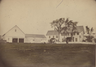picture of Dr. Campbell House (home of Warren Historical Society)