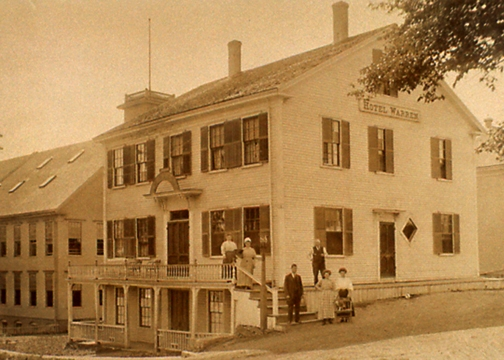 picture of the Hotel Warren
